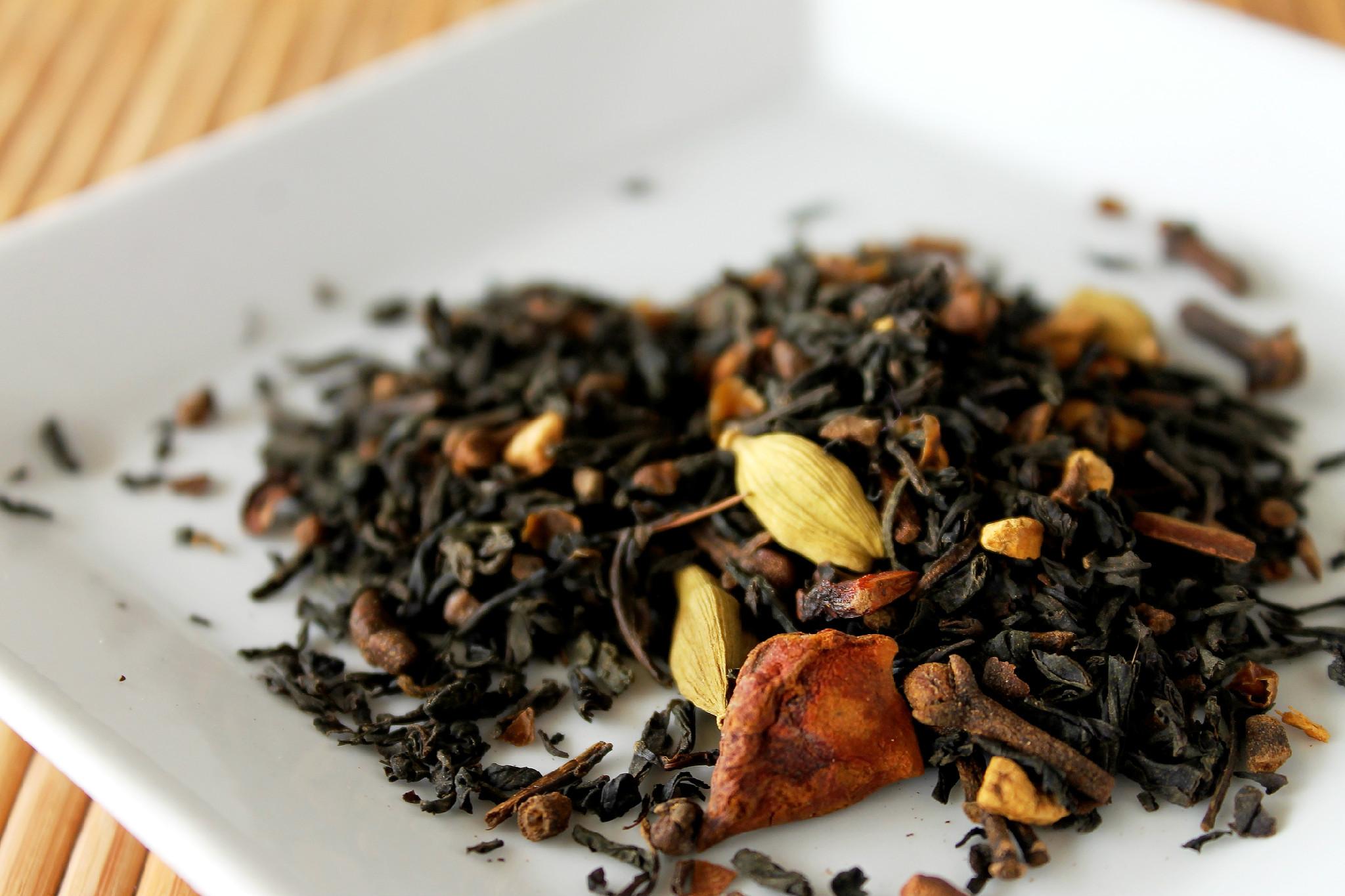 Vanilla Chai Iced tea