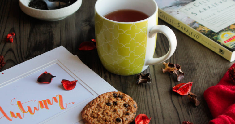 Morning tea thoughts | (Autumn) Immerse in nature